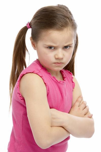 angry child - photo #34
