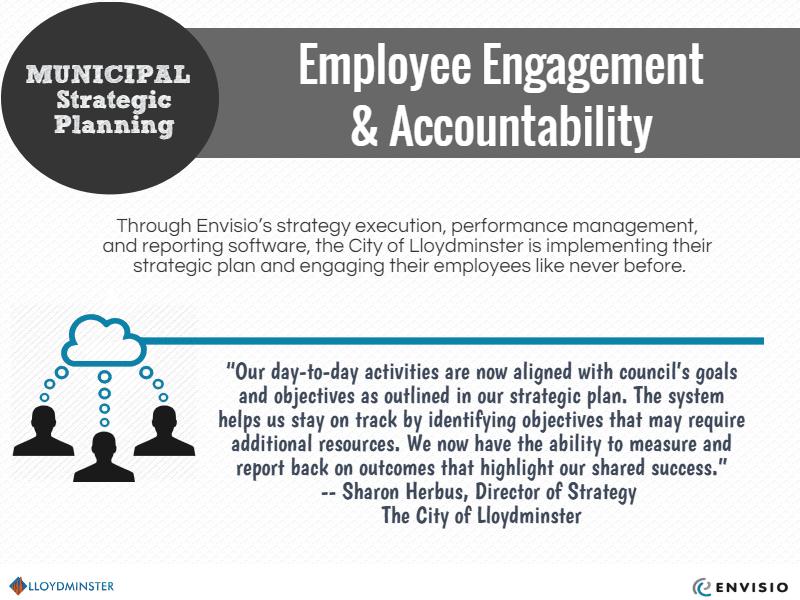 Lloydminster employee engagement & accountability