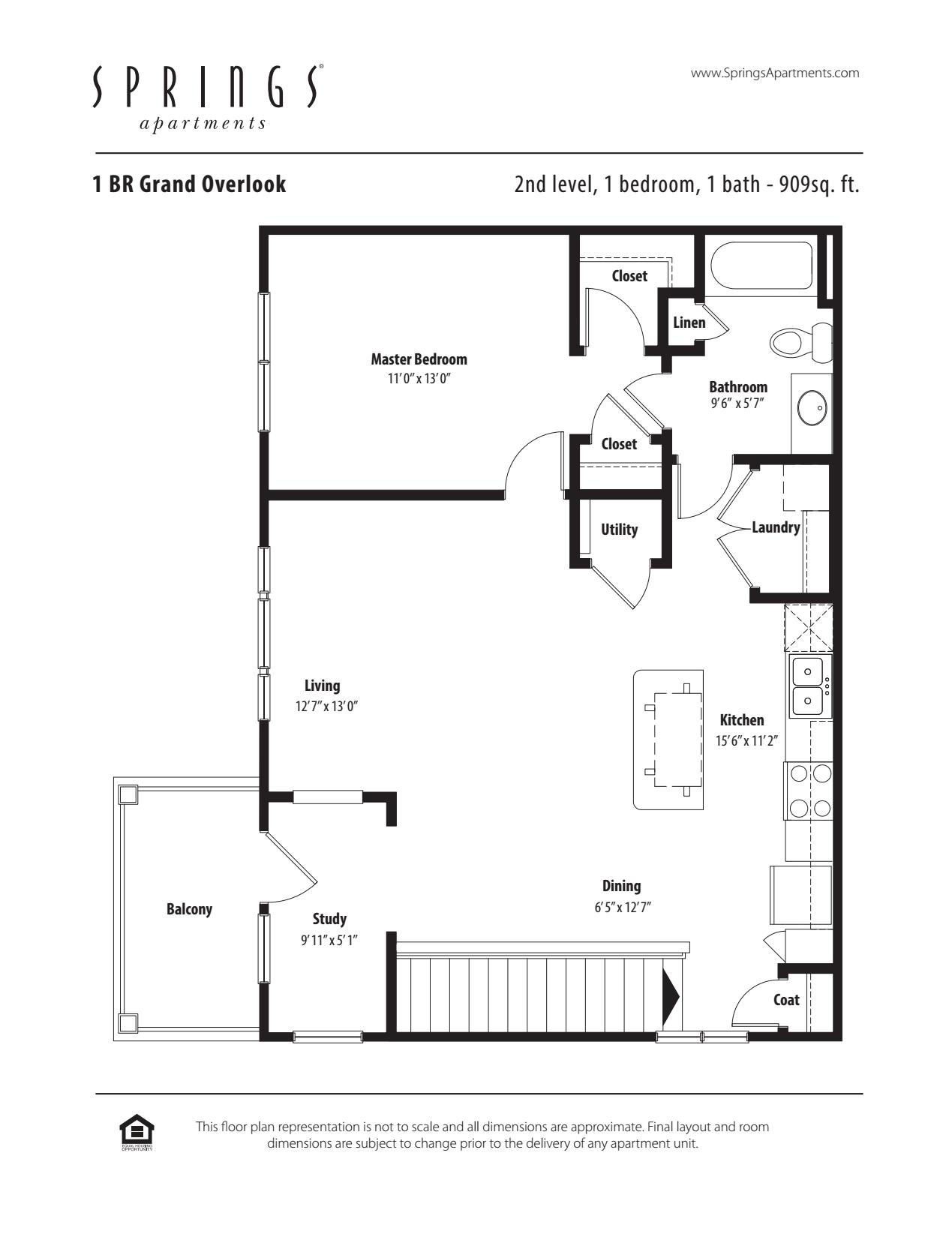 Luxury Studio 1 2 Amp 3 Bedroom Apartments Amp Townhomes In