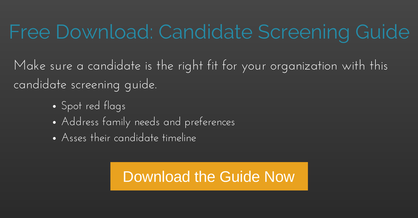 Free Download: Candidate Screening Guide