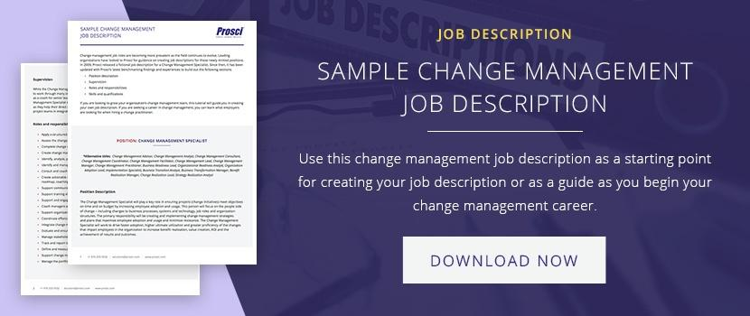 CS Of A WorldClass Change Manager
