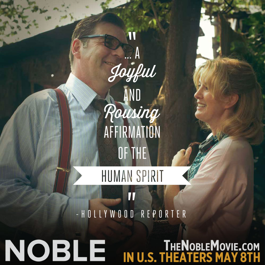"""""""All Noble Things Are Difficult"""": NOBLE Hits Theaters"""
