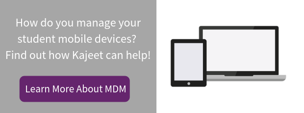 MDM for Schools and Districts