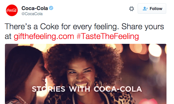 coca cola unveils tastethefeeling and citroën uk asks what makes