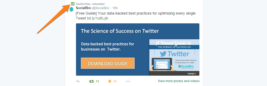 FAQ: Everything You Need To Know About Retweets