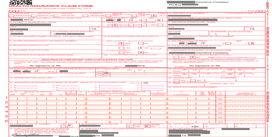 exposed-database-healthcare-form