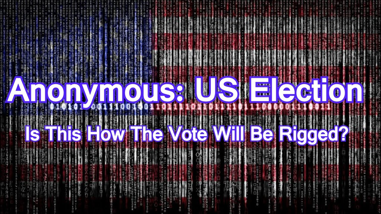 US Election- Cybersecurity