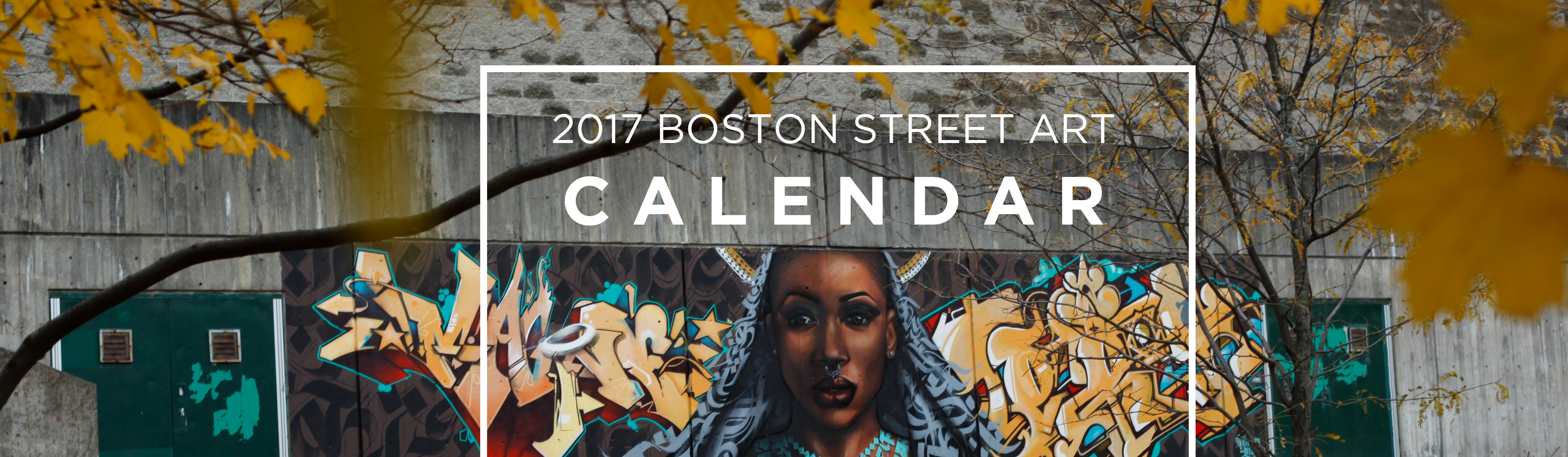 Art Calendar Boston : Behind the scenes boston street art calendar tpi