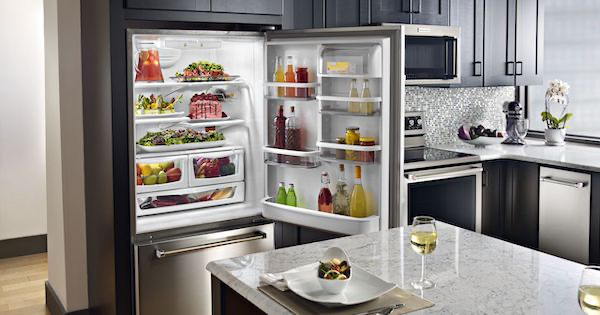 Best Bottom Freezer Refrigerator Models - Maytag vs KitchenAid