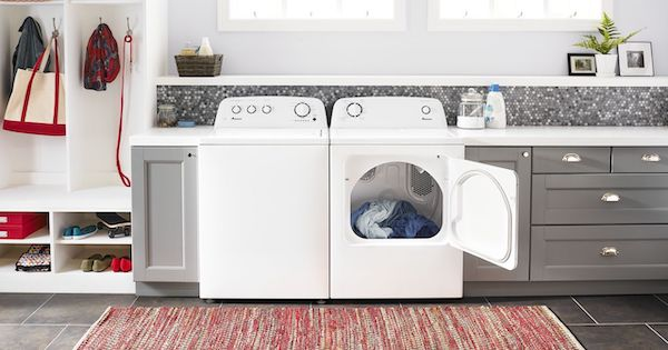 Best Dryer for the Money - Low Cost Gas Models from Amana and Hotpoint