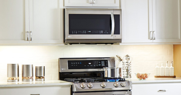 The 5 Best Over Range Microwaves