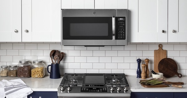 The 5 Best Over Range Microwaves For 2019