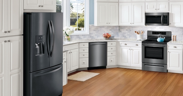 Frigidaire Black Stainless Steel Appliances 2021 Reviews