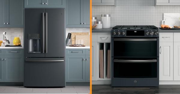 GE Black Slate Appliances - 2019 Reviews