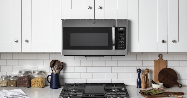 Lg Vs Ge Over The Range Microwave Reviews