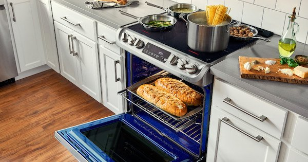 The Lg Electric Range Lineup Discover Your Options