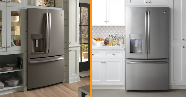 Slate Appliances Vs Stainless Steel Reviews Pros And Cons