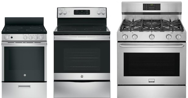 Stove Sizes Typical Range Dimensions Other Factors To Consider
