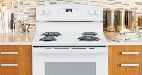Coil Top Electric Range Reviews - Frigidaire vs GE