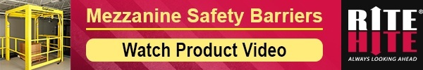 Mezzanine Safety Barriers