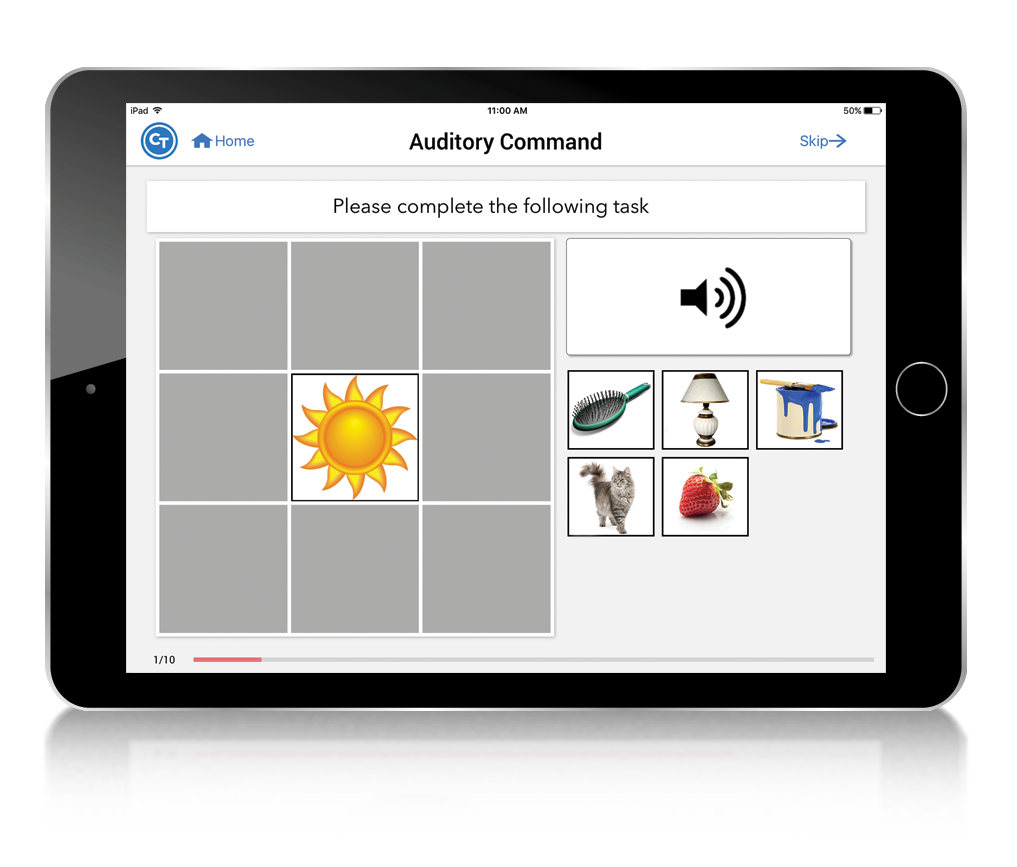 iPad_Top_10_CT_Tasks_Dementia_AuditoryCommand_Isolated