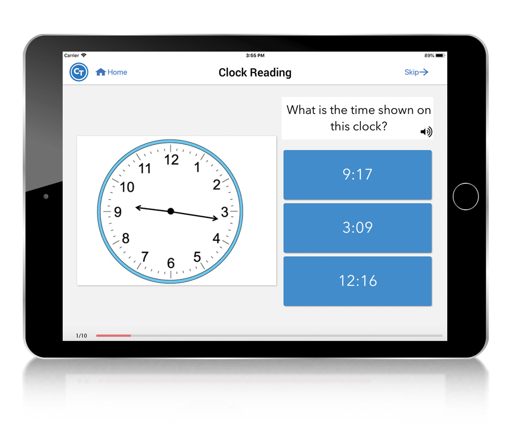 iPad_Top_10_CT_Tasks_Dementia_ClockReading_Isolated