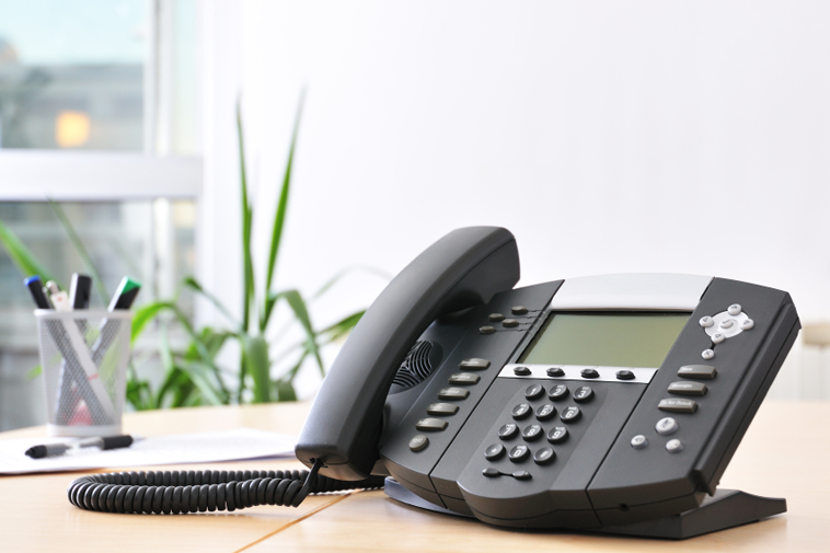 No Memorials for the Desk Phone Yet Businesses Plan on