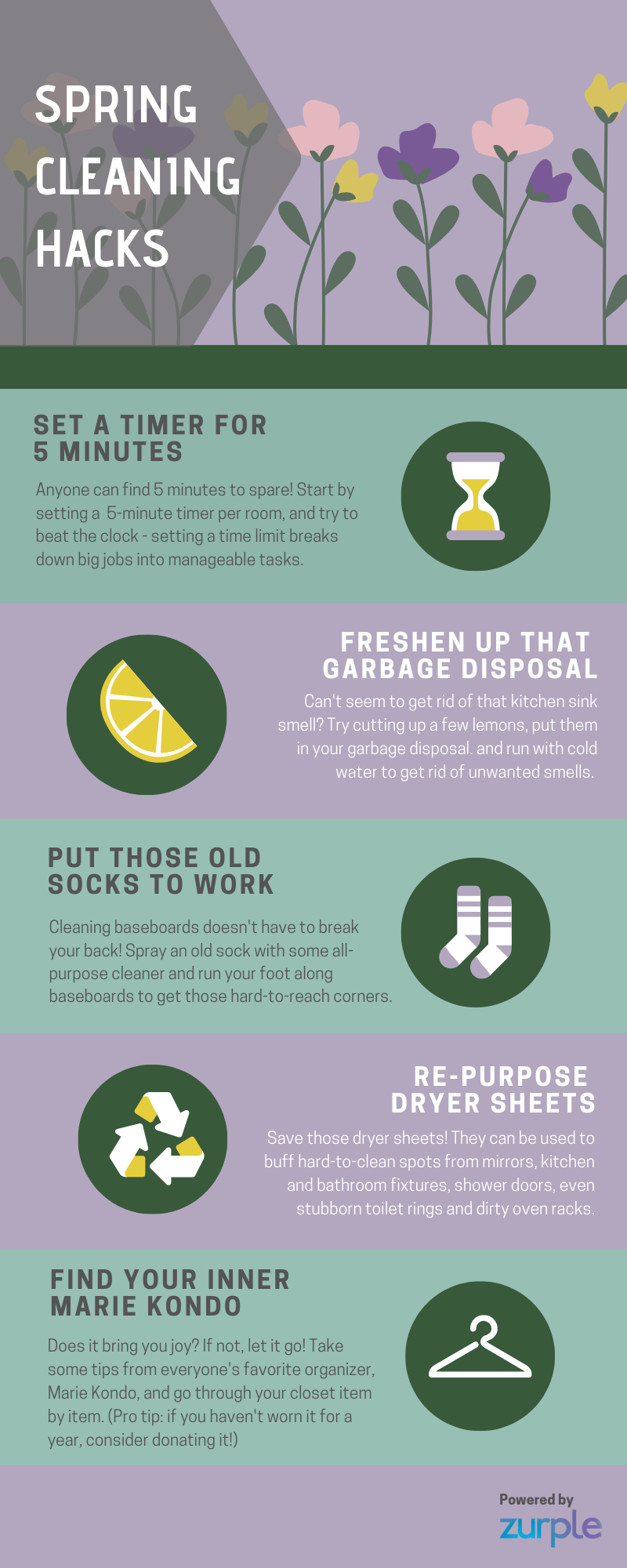Get Ready To Sell Your Home With These Spring Cleaning Hacks