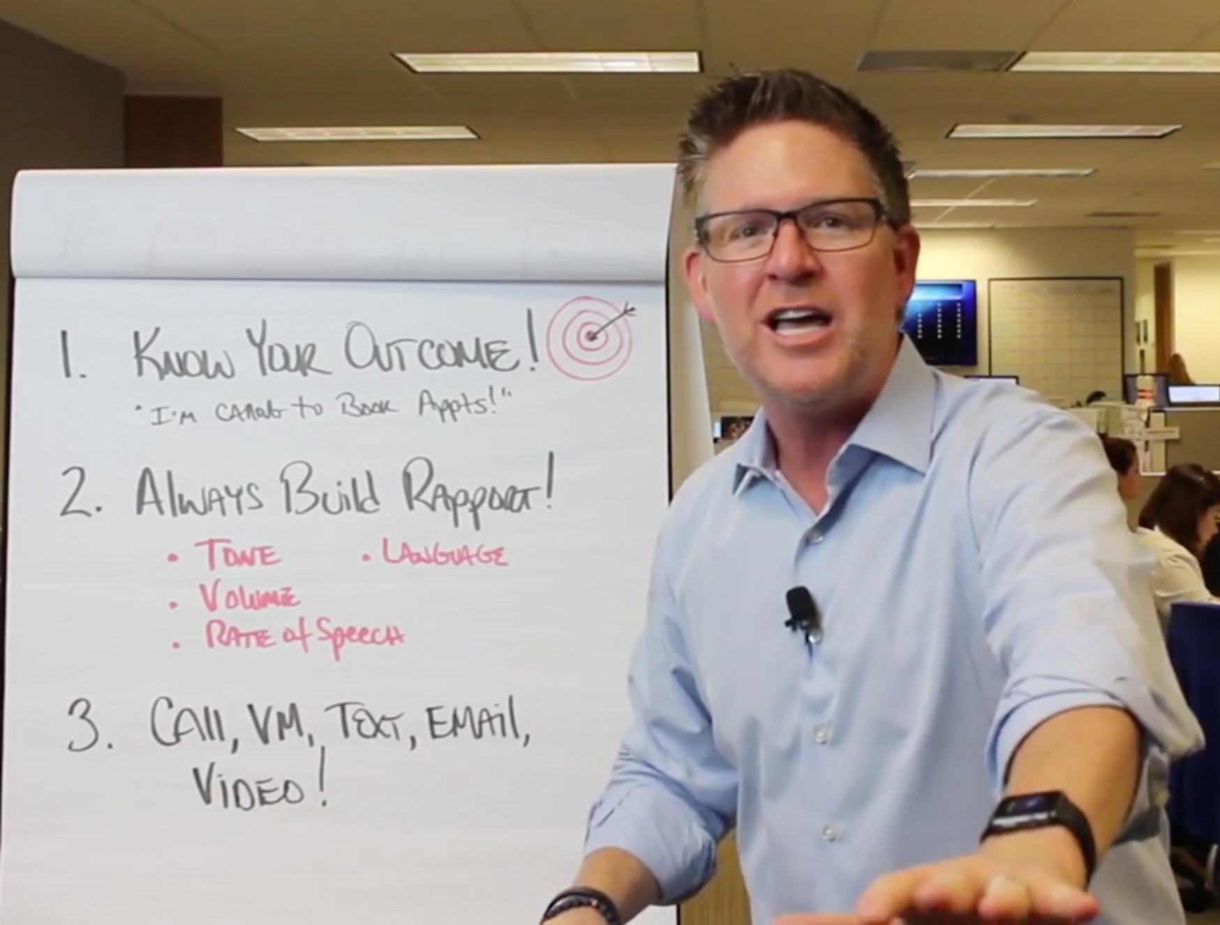 7 Steps to Generate More Real Estate Business: Tom Ferry Cliff Notes