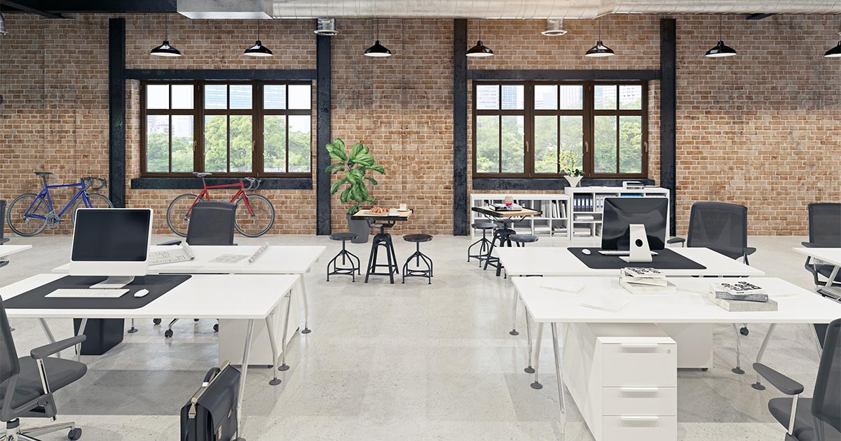 newest 5b567 0bbc1 Modern Contemporary Office Design Exemplified