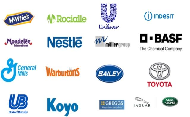 ProfilGate - trusted by major global brands to help reduce contamination from dirt.