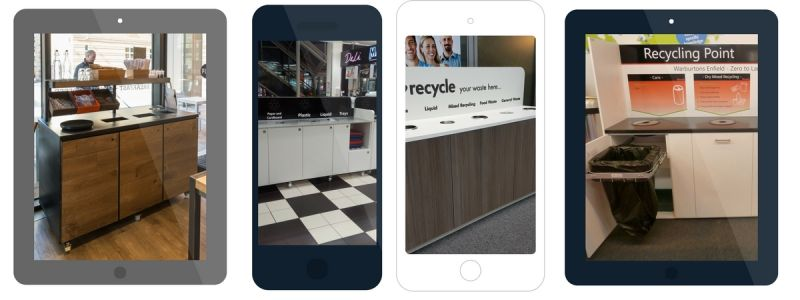 Recycling Stations and Recycling Systems | Unisan UK