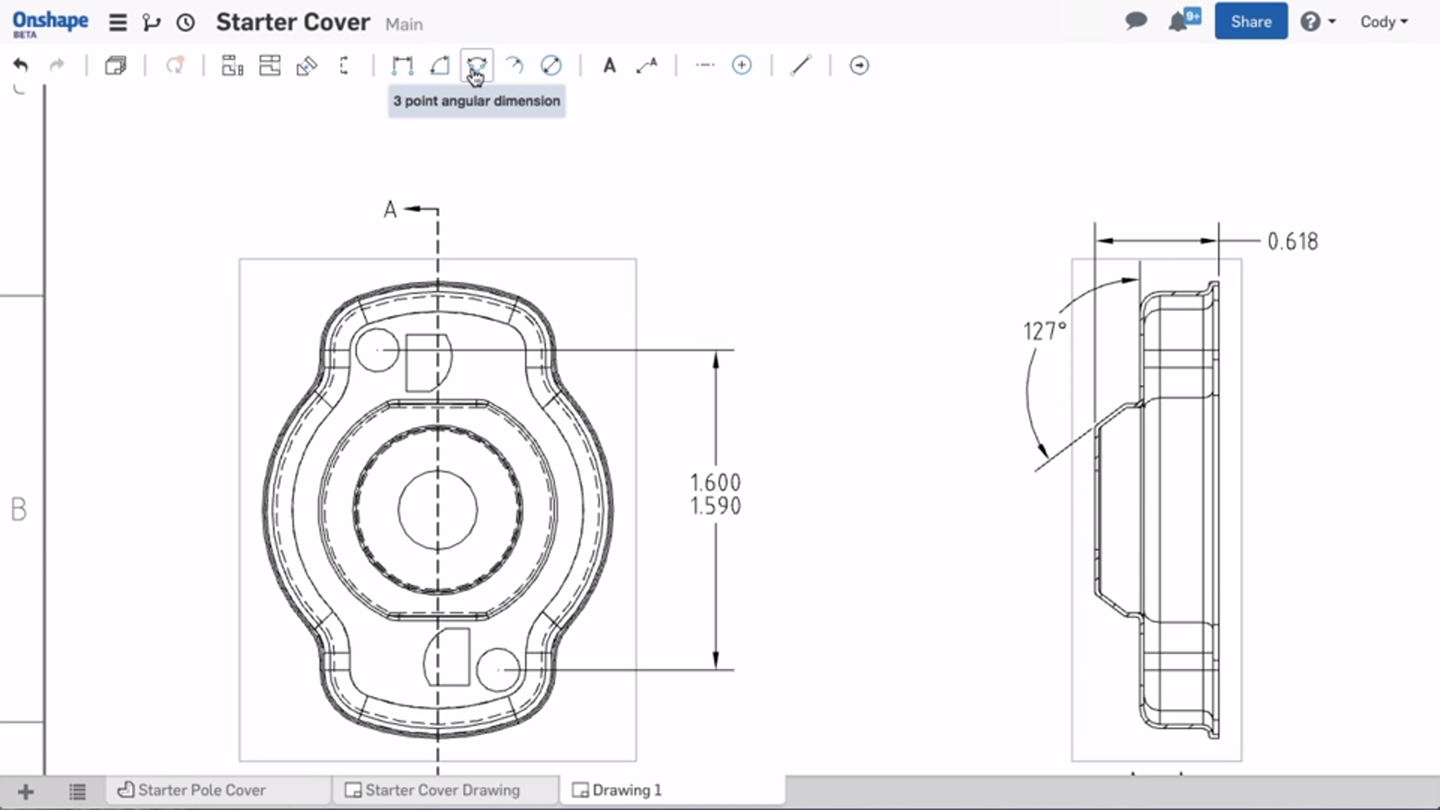 Introducing onshape drawings ccuart Choice Image