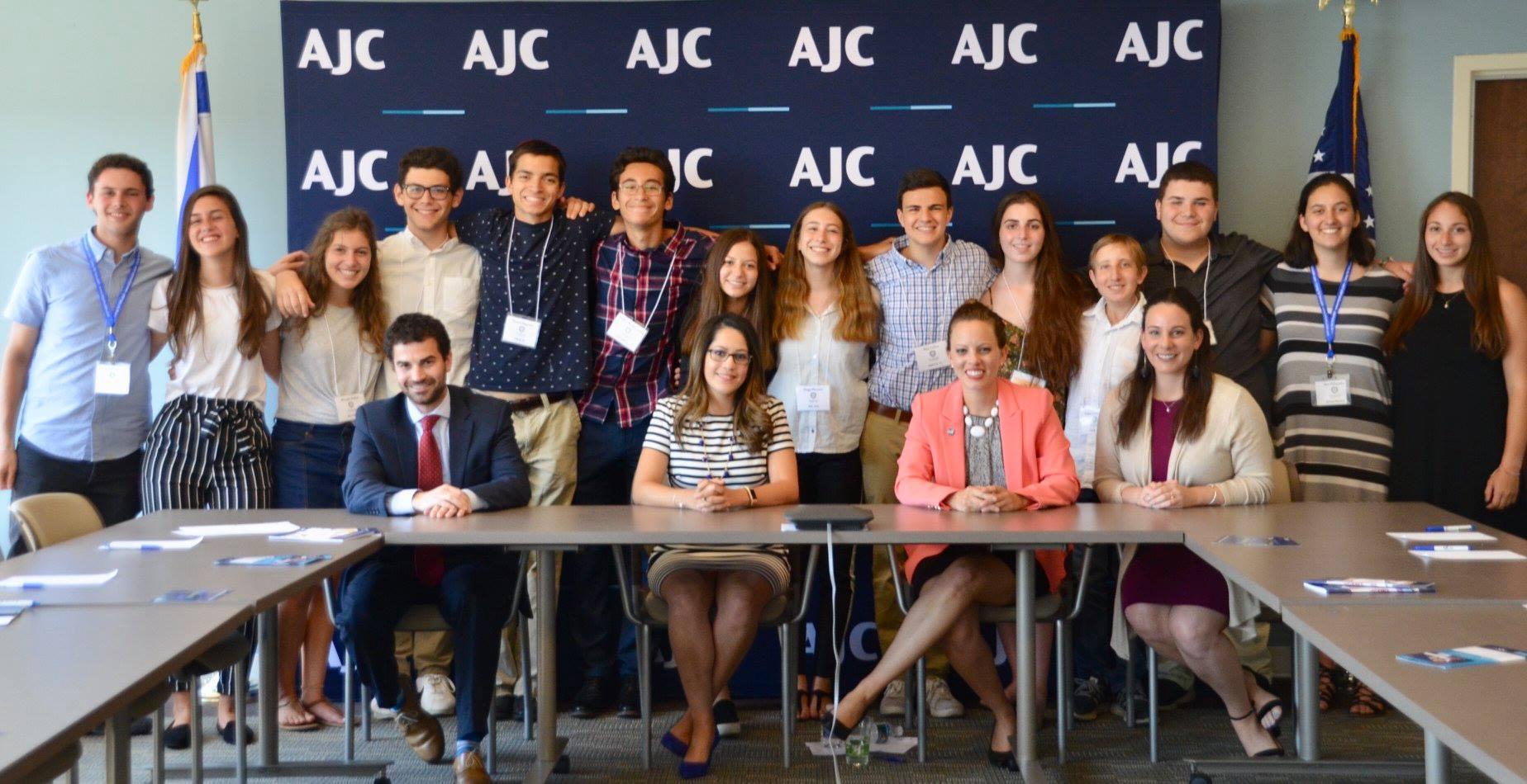 AJC Washington Trip Group Picture
