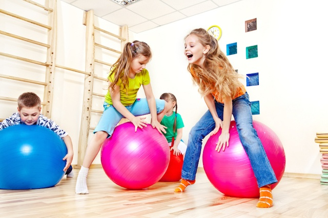 Indoor Exercise and Movement Ideas for Children with ADHD