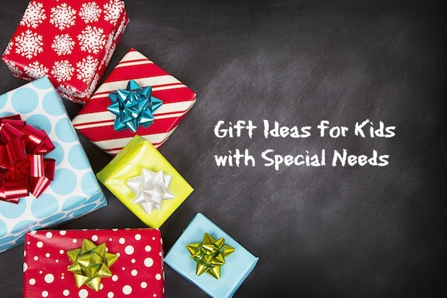 Holiday Gift Ideas For Kids With Special Needs