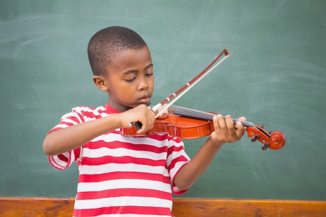 Correlation Between Math and Music Ability