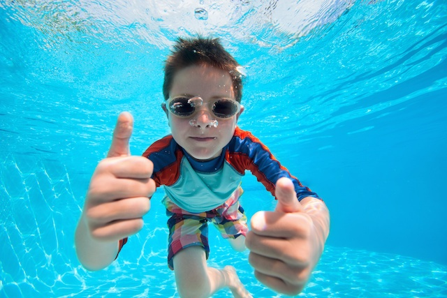 Swim Tips for Kids with Sensory Sensitivities