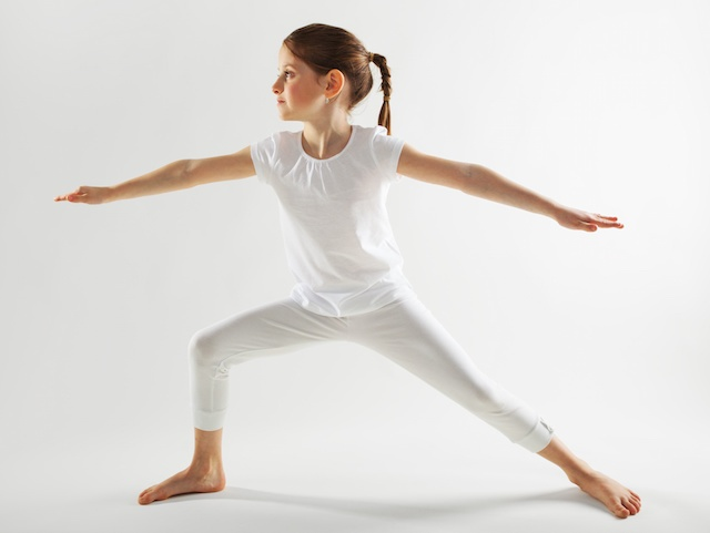 Yoga for Anxiety in Children