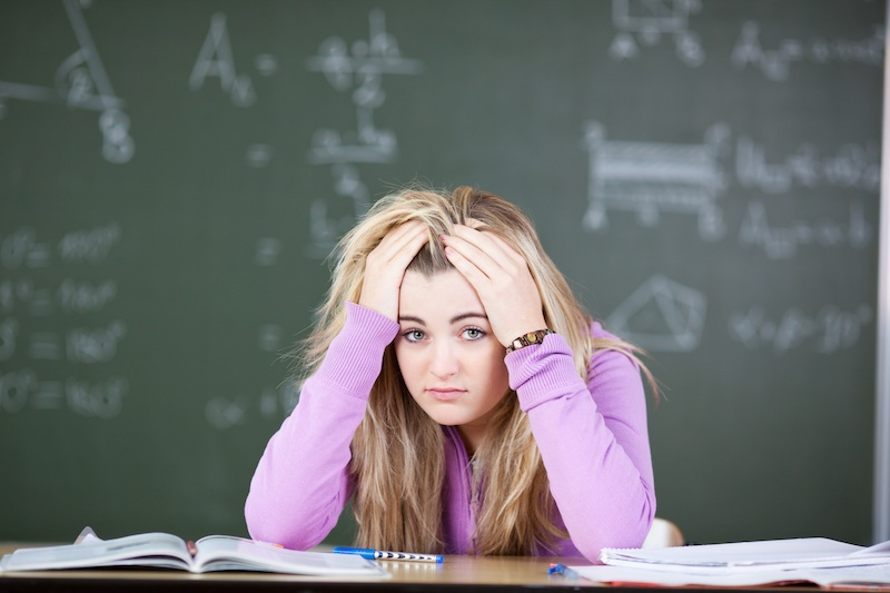 Accommodations and Resources to Help Students' Test Anxiety