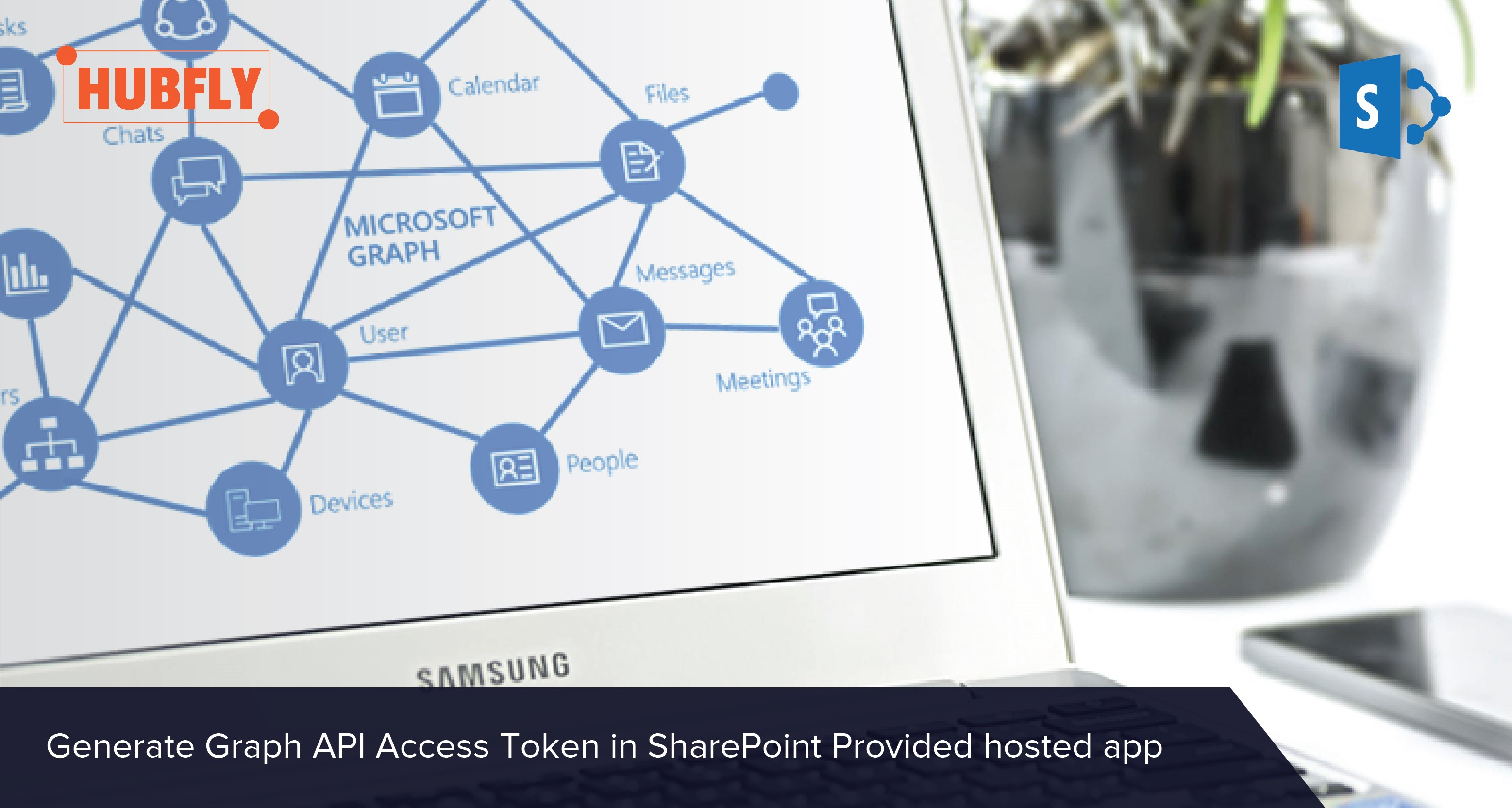 Generate Graph API Access Token in SharePoint Provided