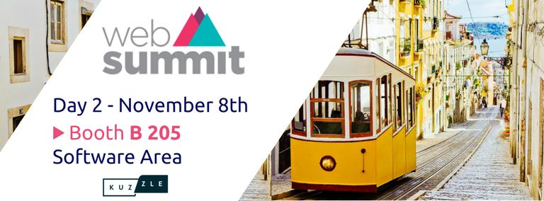 Meet Kuzzle at Web Summit 2017