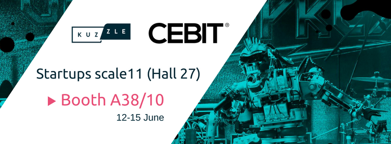 Come and Meet us at CeBIT Hanover 2018