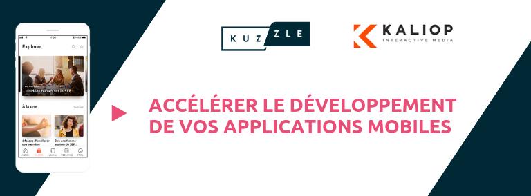 Invitation au petit déjeuner : accélérer le développement de vos applications mobiles