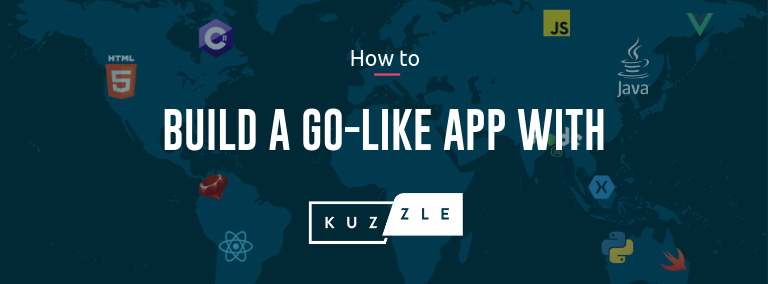 How to create your geo game app with Kuzzle