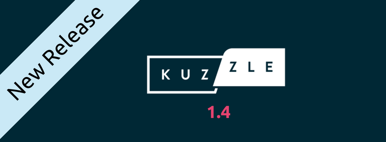 Release Kuzzle version 1.4