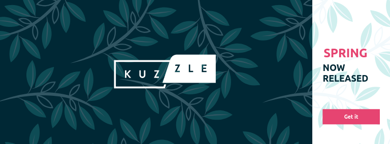 Kuzzle Spring Release 2019