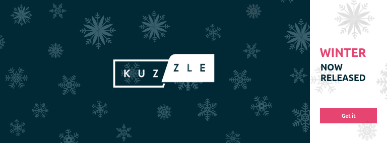 What's new in Kuzzle ? Winter release 2019