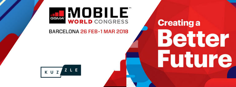 Meet us at the Mobile World Congress 2018