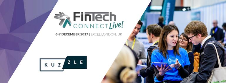 Meet Kuzzle at FinTech Connect Live London 2017